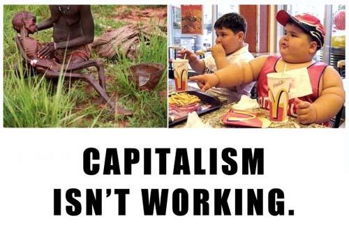 utopie, je rêve d'un monde, le capitalisme ne fonctionne pas, capitalism isn't working